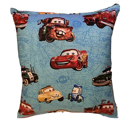Cars Pillow McQueen Matter Shipping included 2021 Pillows Design Our Limited time sale All