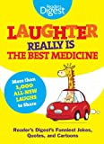 book cover art for Laughter Really is the Best Medicine