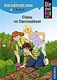 Die drei !!!, Bücherhelden 2. Klasse, Diebe im Gemüsebeet