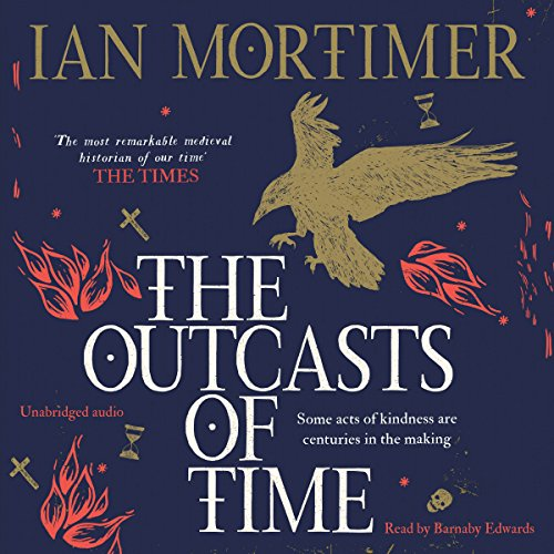 The Outcasts of Time audiobook cover art