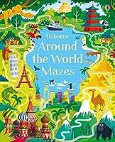 Around the World Mazes (Maze Books)