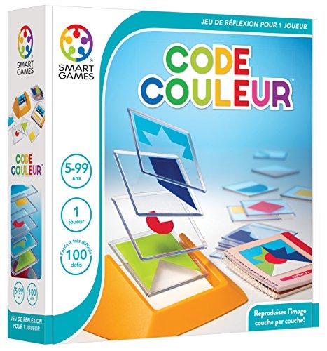 SmartGames Code Couleur Child Niño/niña - Juegos educativos (Multicolor, Child, Niño/niña, 5...