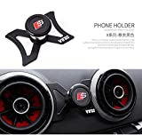 Magnettelefonhalter für Audi A3/S3/RS3 Magnet Phone Holder for Audi A3/S3/RS3 (Black)