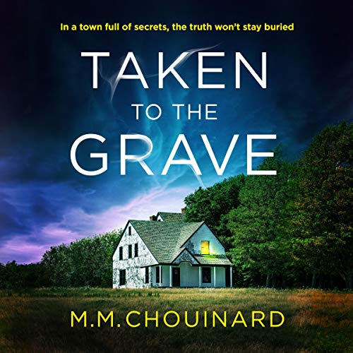 Taken to the Grave audiobook cover art