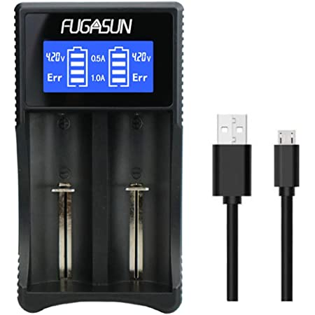 Choices Of Universal Chargers with 18650 Batteries Charger Battery Set