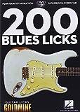 200 Blues Licks: Guitar Licks Goldmine by Hal Leonard Corporation