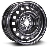 RTX, Steel Rim, New Aftermarket Wheel, 15X6, 5X100, 54.1, 39, black finish X45921