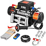 VEVOR Truck Winch 12000Ibs Electric...