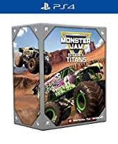Monster Jam - Steel Titans - Collector's Edition