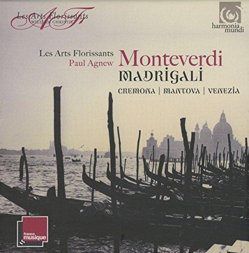 Madrigale: Mantova,Cremona,Venezia (Vol.1-3)