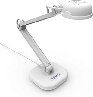 INSWAN INS-1 Tiny 8MP USB Document Camera with Auto-Focus and LED Supplemental Light
