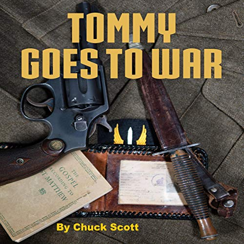 『Tommy Goes to War』のカバーアート
