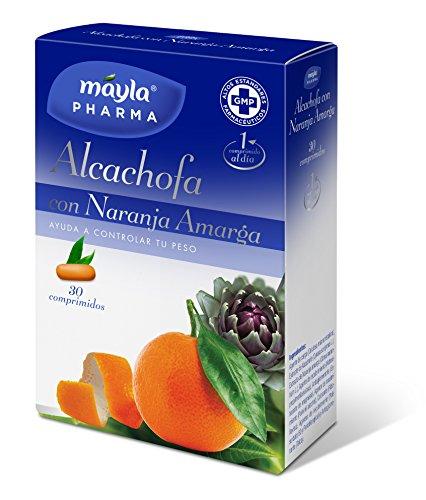 Mayla Alcachofa con Naranja Amarga - 30 Cápsulas