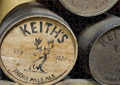 Media Storehouse 252 Piece Puzzle of Canada, Nova Scotia, Halifax. Alexander Keith s Nova Scotia Brewery (11107755)