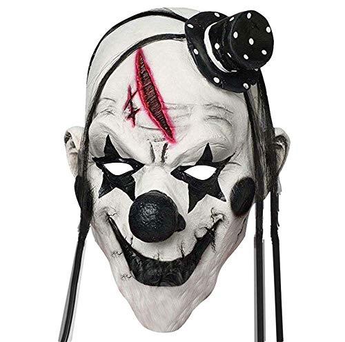 Halloween Clown Maske Es gruselt Clownmaske aus Latex; Haus der 1000 Leichen Verkleidung