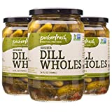 Best Dill Pickles - Pickerfresh Kosher Dill Wholes - Large Whole Pickles Review