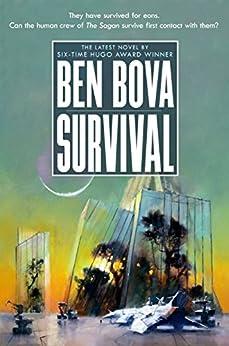 Survival: A Novel (Star Quest Trilogy Book 3) by [Ben Bova]