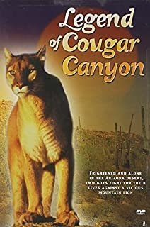 The Legend Of Cougar Canyon by Steven Benally