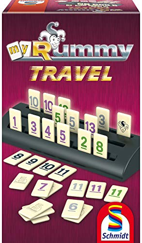 Schmidt Spiele My Rummy Travel