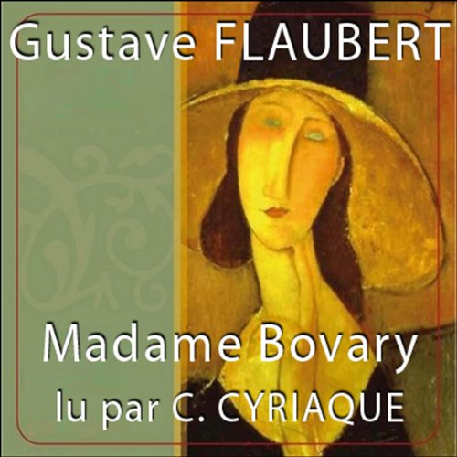 Madame Bovary [French Version] cover art