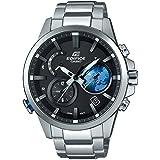 [カシオ] 腕時計 エディフィス スマートフォンリンク EQB-600D-1A2JF ブラック