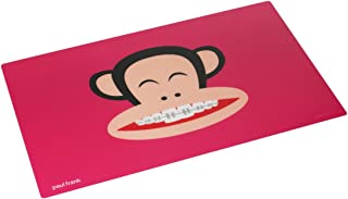 Paul Frank Placemat Pink, Rosa, 0.2x11.02x17.72 Inches