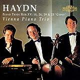 Haydn : Piano Trios Hob.XV Nos. 18, 24, 29 & 25 'Gypsy'