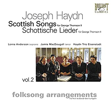 Haydn: Scottish Songs, Vol. 2
