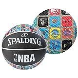 Spalding, Palla da Basket NBA con Logo, Misura 7...