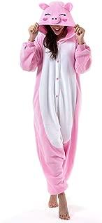 Beauty Shine Unisex Adult Animal Costume Halloween Cosplay Onesie Pajamas