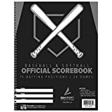 BSN Baseball/Softball Scorebook