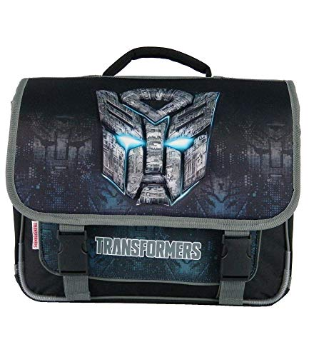Bagtrotter Cartable Transformers 38cm Noir