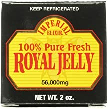 Imperial Elixir Pure Fresh Royal Jelly - 2 Oz by Imperial Elixir