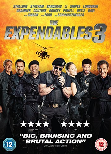 The Expendables 3 [DVD] by Sylvester Stallone