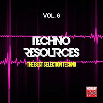 Techno Resources, Vol. 6 (The Best Selection Techno)