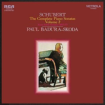 Schubert: Seven Early Sonatas (1815-1817)