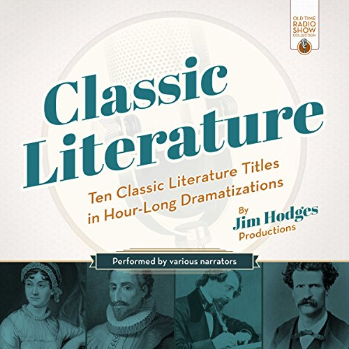 Classic Literature audiobook cover art