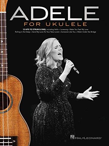 Adele for Ukulele (English Edition)