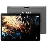 Tablet 10 Pulgadas Full HD Android 8.1 Tablet GOODTEL G3 Quad-Core, 4GB de RAM 64GB, Dual SIM Cámara Dual 8000mAh Batería Bluetooth WiFi, Type-C Tablet Grey