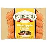 Evergood Pineapple Sausage 13 Oz (4 Pack)