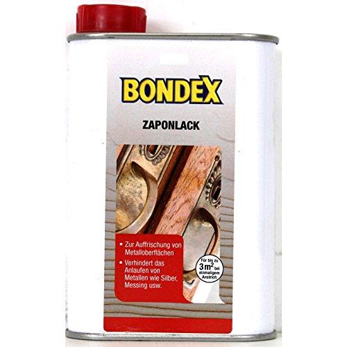 Bondex Zapon Lack Farblos 0,25 l - 352609