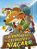 UM ACAMPAMENTO NAS CATARATAS DO NIAGARA (Portuguese Edition)