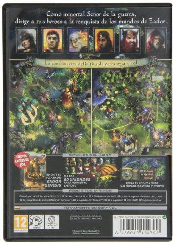 Eador: Masters Of The Broken World [PC]