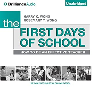 The First Days of School cover art