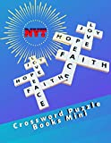 NYT Crossword Puzzle Books Mini: Wordsearch books, Find Word Puzzles for kids Word Search Puzzle Books, Improve Spelling, Vocabulary and Memory Children's activity books.