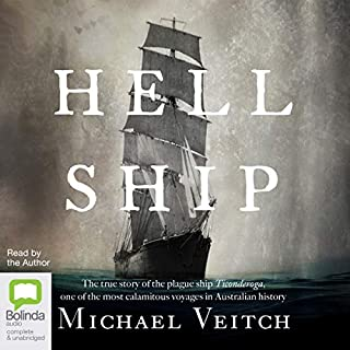Hell Ship cover art