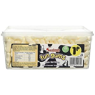 swizzels milk bottles fun gums - 600 pack Swizzels Milk Bottles Fun Gums – 600 Pack 51Ned9T4XWL