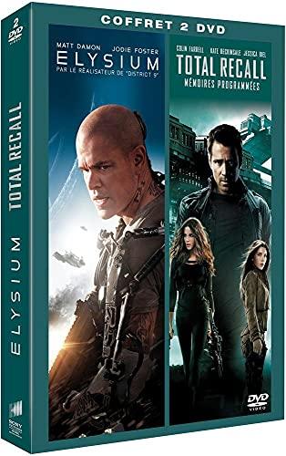 Elysium + Total Recall - Mémoires programmées