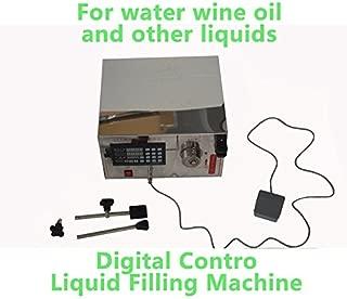 LT-1 110V Magnetic Pump Stainless Steel Liquid Filling Machine
