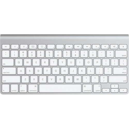 Apple Wireless Keyboard (Retail Packaging) MC184LL/A
